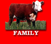Gregory Polled Herefords - Family