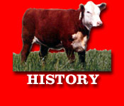 Gregory Polled Herefords-History